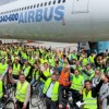 Newsletter Airbus Cycle To Work / Transport