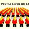 Si 100 personnes vivaient sur Terre, …?