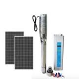 Une pompe solaire à offrir pour Noël