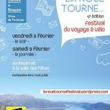 8-9 Fev 2019: Festival du voyage à vélo de Roques-sur-Garonne près de Toulouse