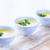 Soupe de Brocoli au thé vert