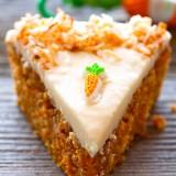 Carrot Cake spécial bonne mine