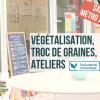 4 Mai 2019: Végétalisation, trocs et jeux à l'épicerie Campillo lors des 48h de l'agriculture urbaine
