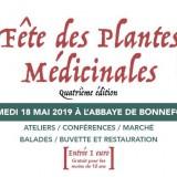 18 Mai 2019: Fête des Plantes Médicinales
