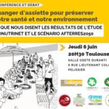 6 Juin 2019: Changer d'assiette pour préserver notre santé et notre environnement