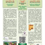 4-5 Juin 2019: Semaine du developpement durable : 3 évenements organisés par la com DD Airbus Op