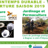 1 Oct 2019: Conférence Apiculture  / Permaculture 10.10.19