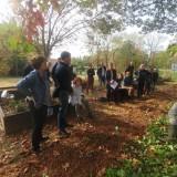 15 Nov 2019: Création d'un jardin pédagogique – Appel au projet Permaculture (jardinage) sur le site de l'AISC